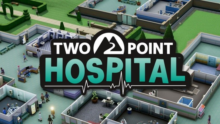 Two Point Hospital consoles 2019