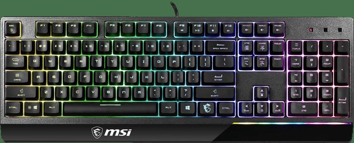 clavier vigor gk30 msi hardware vonguru