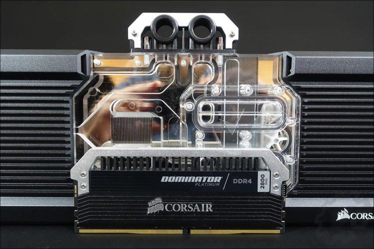 Corsair Hydro X Series XG7 RGB Asus Strix