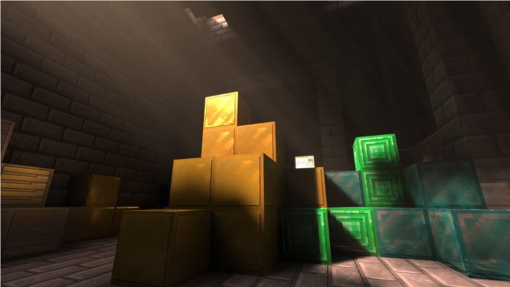 le ray tracing transforme l'atmosphère de minecraft en rendant l'éclairage et les reflets réalistes