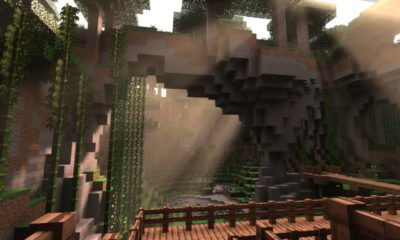 le ray tracing arrive sur la version PC de minecraft