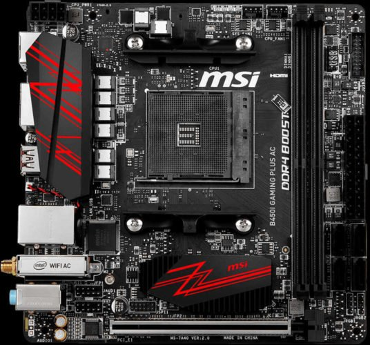 msi-b450i-gaming-plus-ac-hardware-vonguru