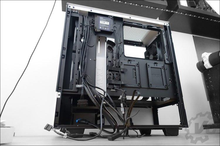 Le boitier NZXT H510 Elite