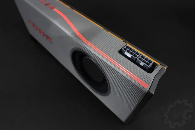 La RT 5700 XT référence de AMD