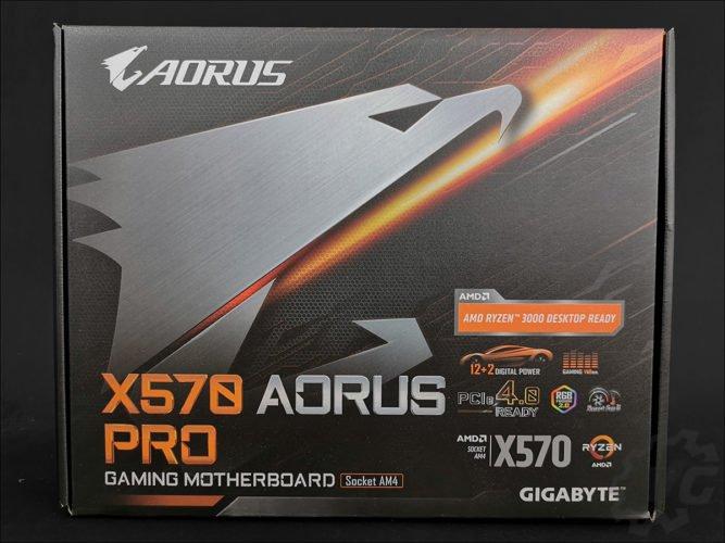 La Gigabyte X570 Aorus PRO