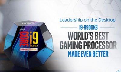 Le processeur Intel i9-9900KS