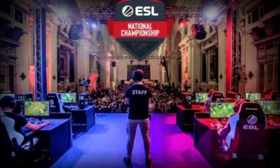 Eurocup ESL 2019 league of legends esport vonguru