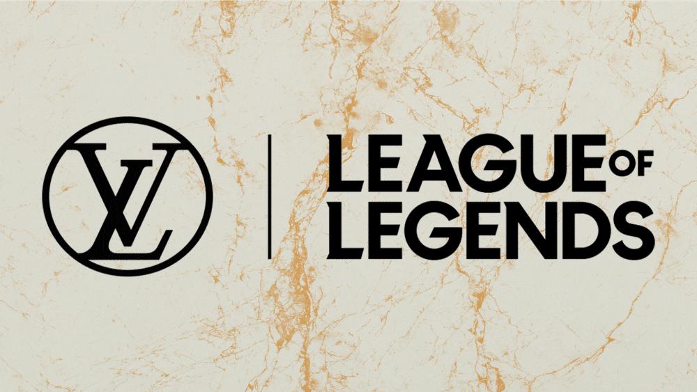 Louis Vuitton Riot Games association worlds league of legends esport vonguru