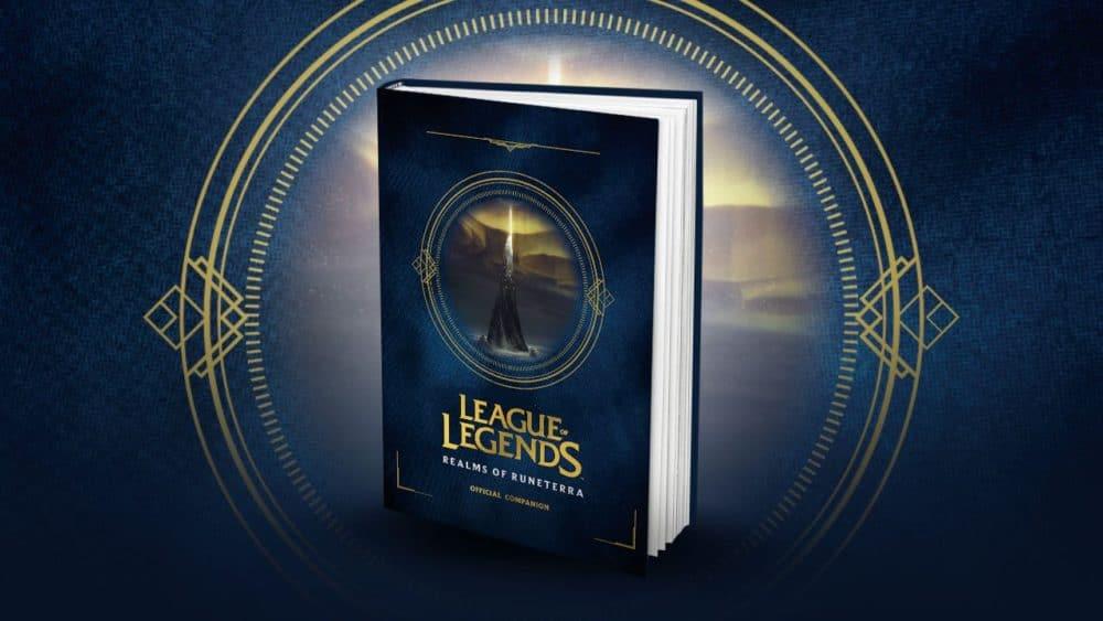 Realms of runeterra livre lore league of legends culture geek vonguru