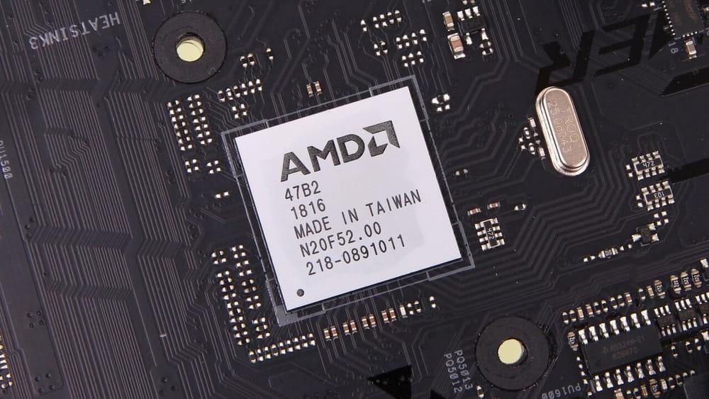 AMD B550 asmedia