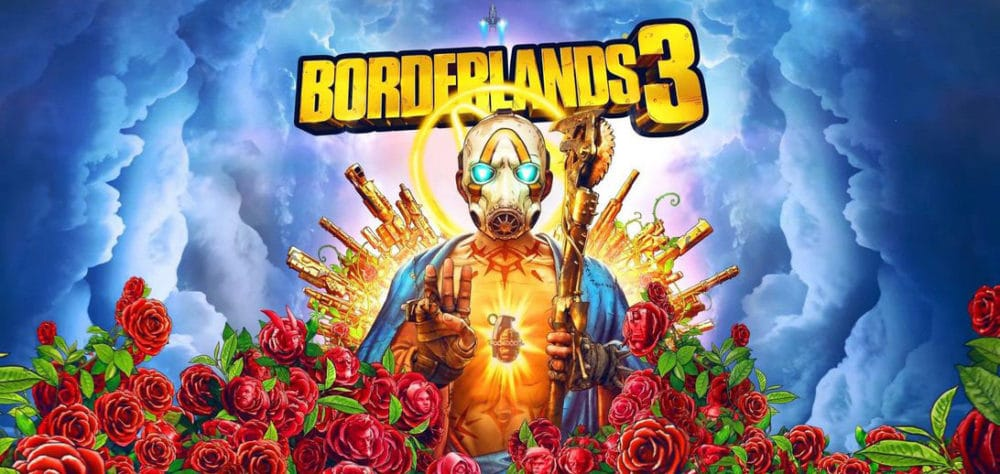 Benchmark intégré dans Borderlands 3