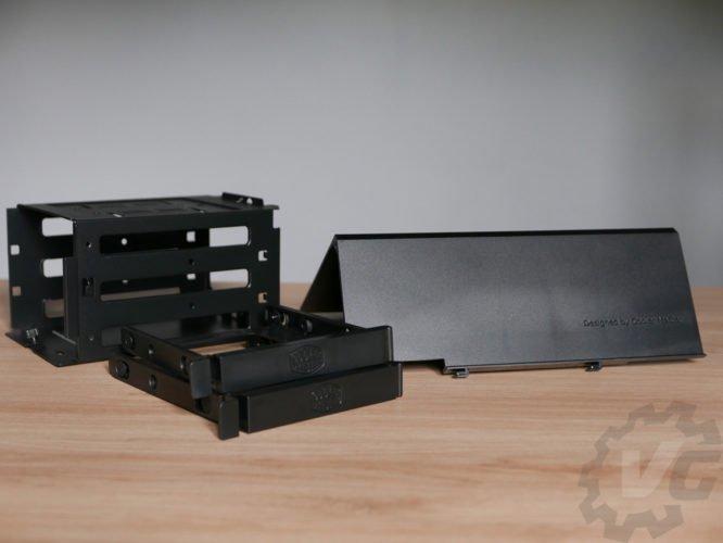 Cooler Master H500 amovible