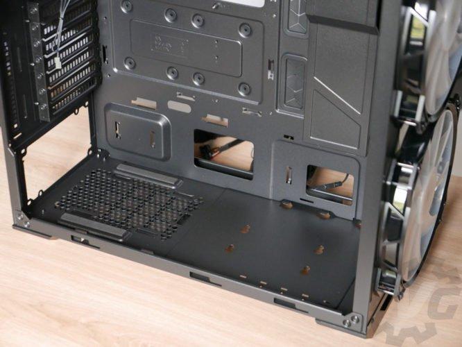 Cooler Master H500 bas vide