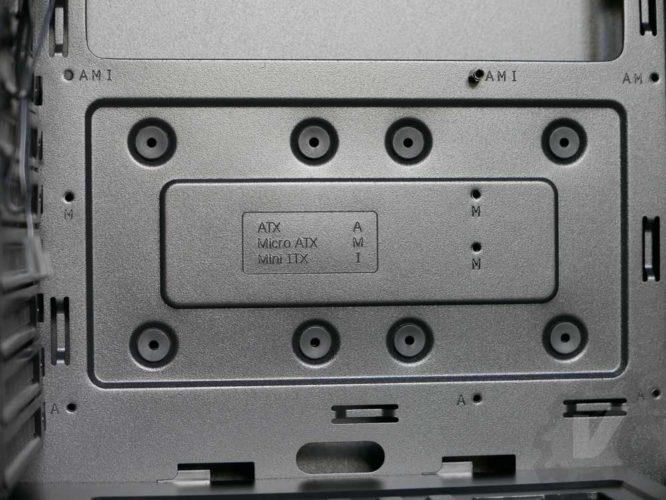 Cooler Master H500 format carte mère