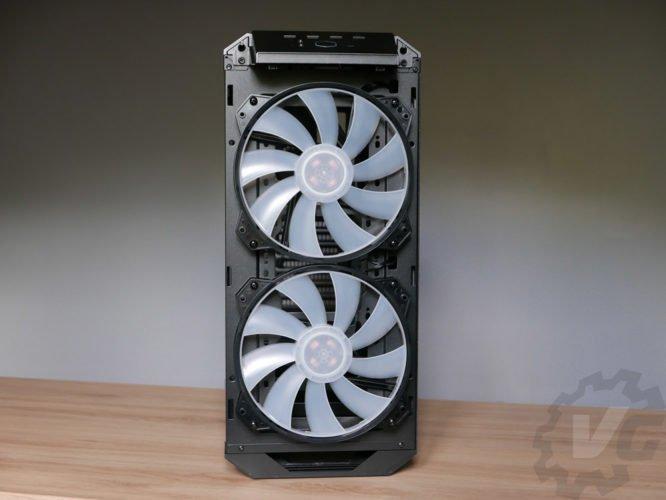 Cooler Master H500 sans façade