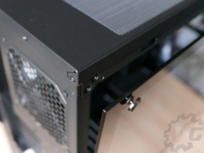 Cooler Master H500 système porte