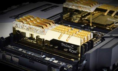Kits GSKILL de 64GB à 4300 MHz CL19 et 4000 MHz CL16