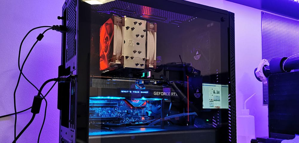 Les photos du boitier Carbide 275R Airflow de Corsair