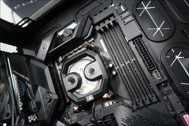 Waterblock CPU Hydro X Series