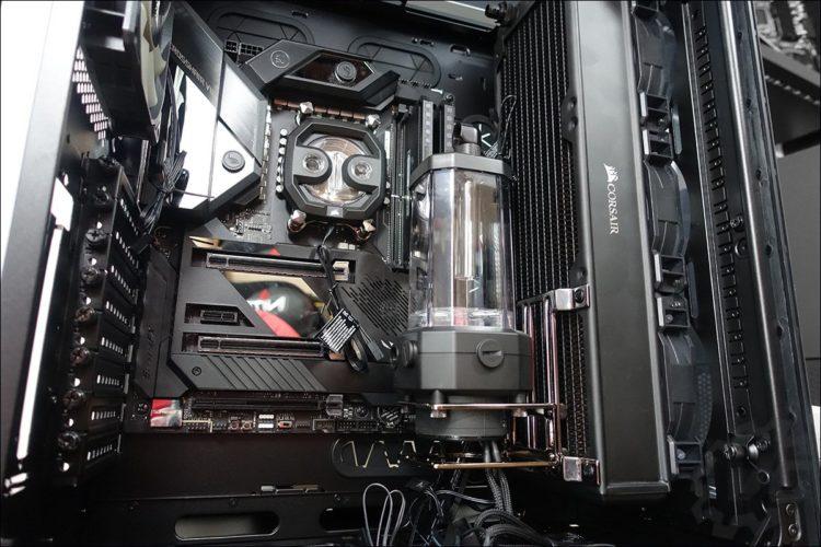 Pompe réservoir Hydro X Series