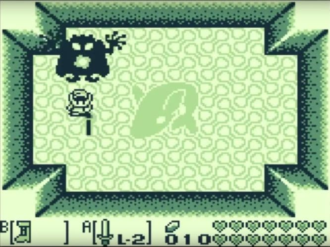 Link's awakening Maleficio