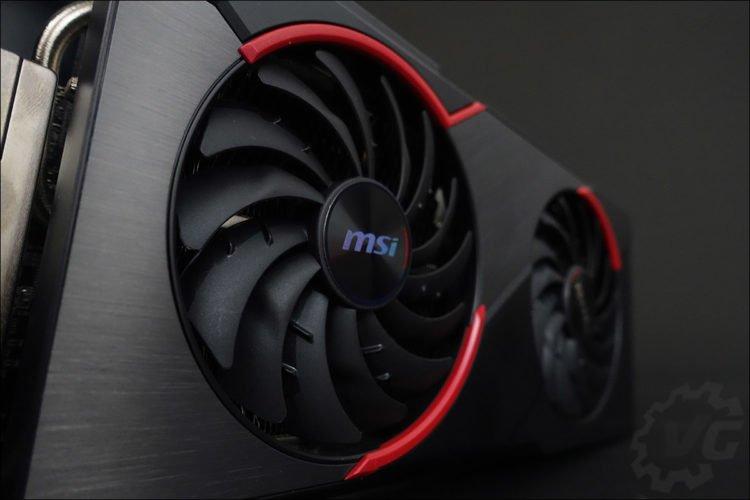 La MSI RX 5700 XT Gaming X