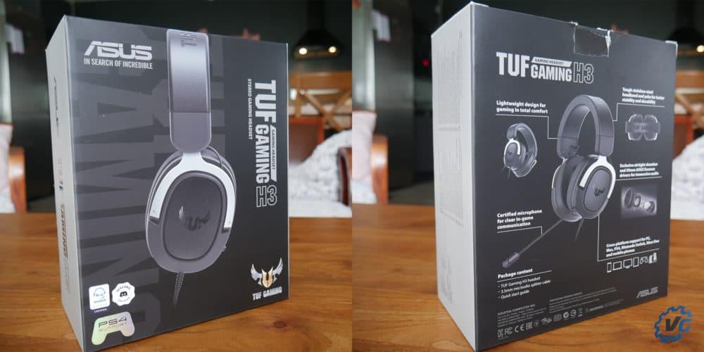 Packaging du TUF H3