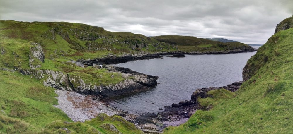 Road Trip in Écosse