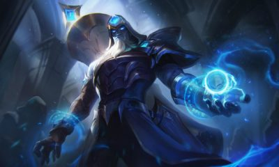 Ryze du championnat skin patch 9.19 league of legends jeux vidéo vonguru