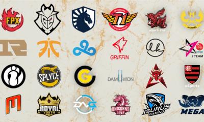 worlds 2019 équipes esport league of legends jeux video vonguru