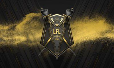LFL logo esport gaming vonguru