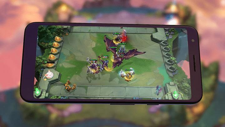 combat tactique disponible sur mobile anniversaire 10 ans league of legends jeux vidéo vonguru