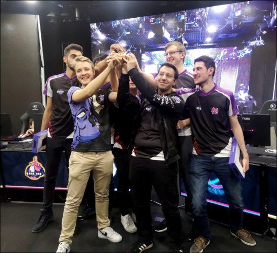 zephyr gagnant millenium woncup community jeux vidéo esport vonguru
