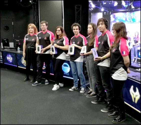 gamehere victoire millenium woncup community jeux vidéo esport vonguru
