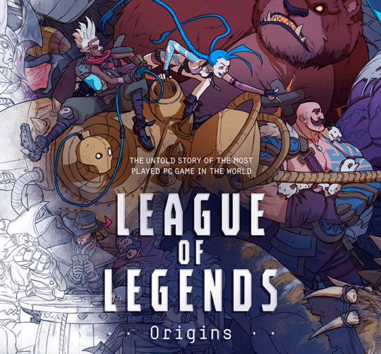 league of legends origins documentaire league of legends anniversaier 10 ans jeux vidéos vonguru