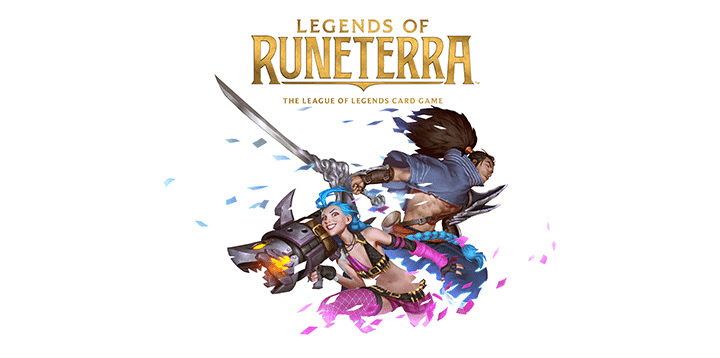 legends of runeterra jeu de cartes league of legends anniversaire 10 ans jeux vidéo vonguru
