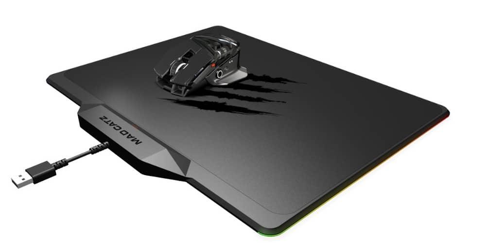 nouvelle souris sans fil et sans batterie la mad catz R.A.T. Air
