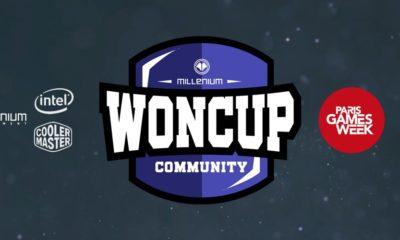 millenium woncup community intel cooler master e-sport vonguru