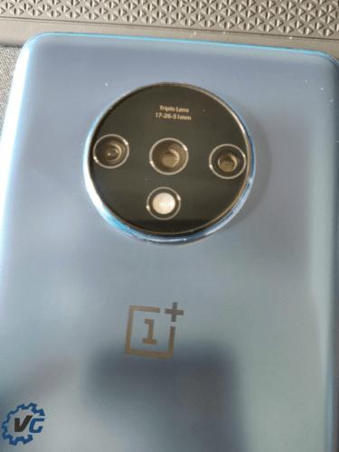 OnePlus 7T capteur