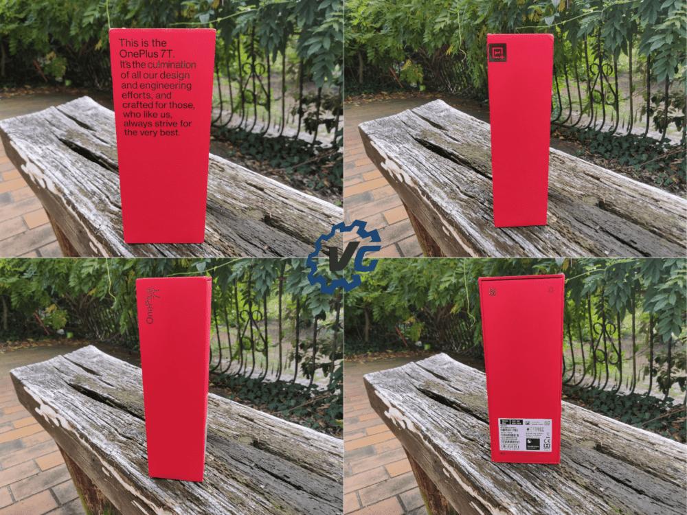 Boîte OnePlus 7T