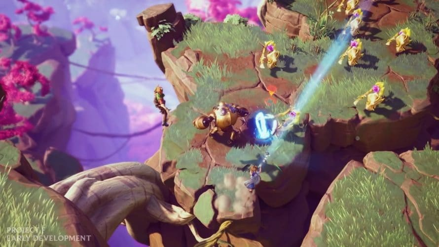 project F anniversaire 10 ans de league of legends jeux vidéo vonguru