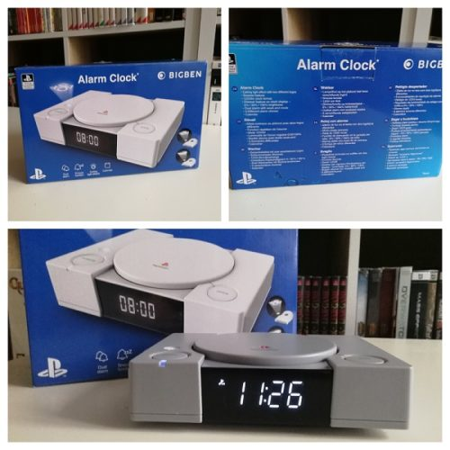 Unboxing PS1AC