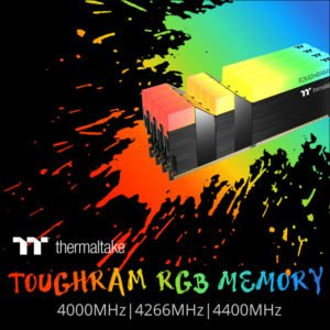 Kit Thermaltake Toughram