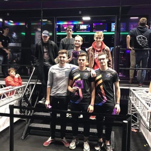 lfligue2 millenium woncup community esport gaming vonguru