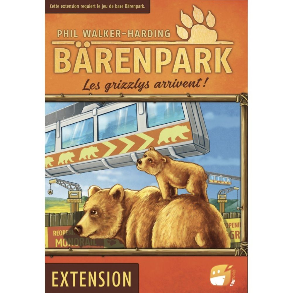 Barenpark Grizzlys