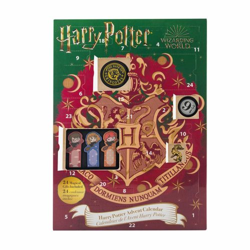 Calendrier de l'Avent 2019 Harry Potter
