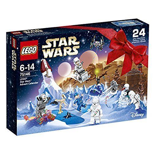 Calendrier de l'Avent 2019 Lego Star Wars