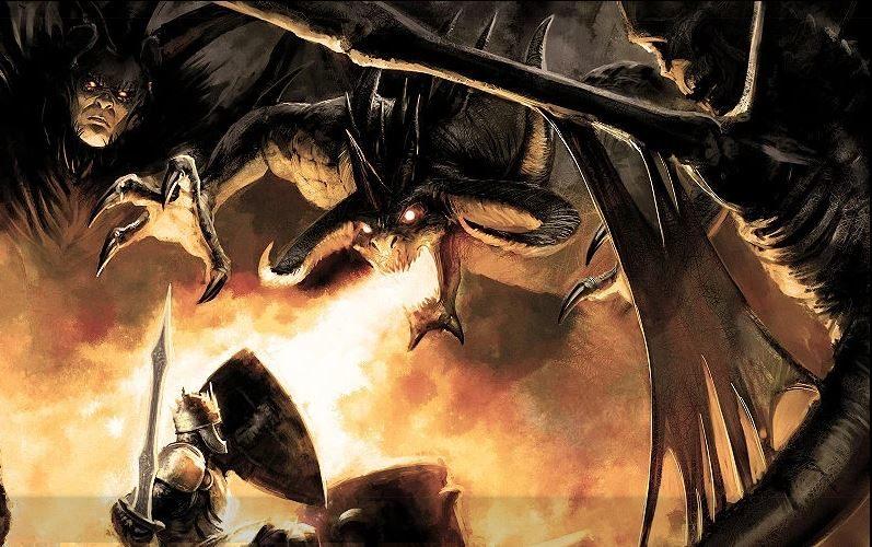 Diablo démons primordiaux