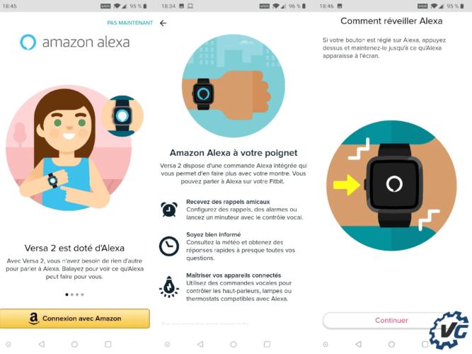 Alexa Fitbit Versa 2