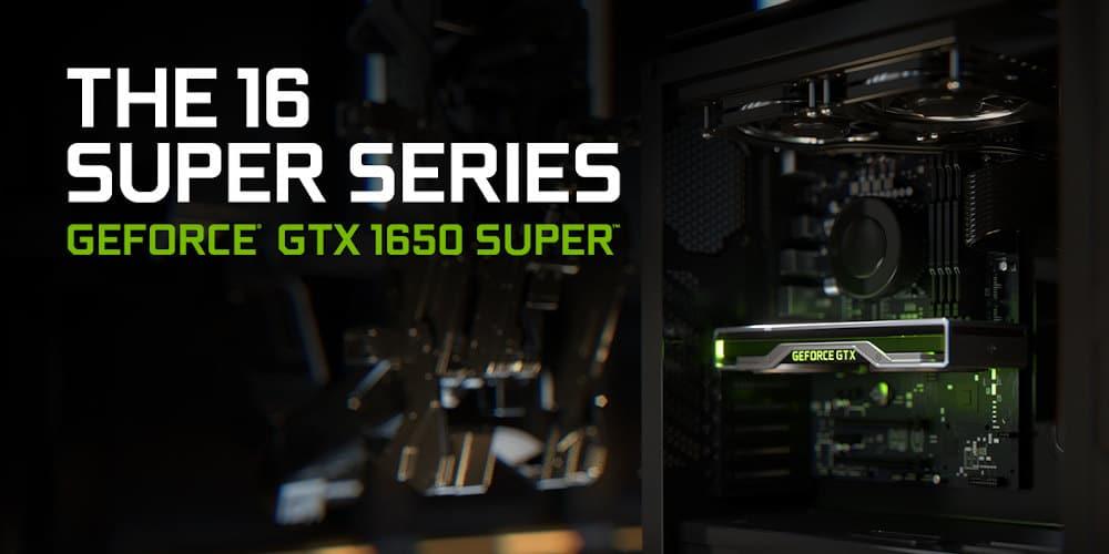 Nvidia GTX 1650 Super